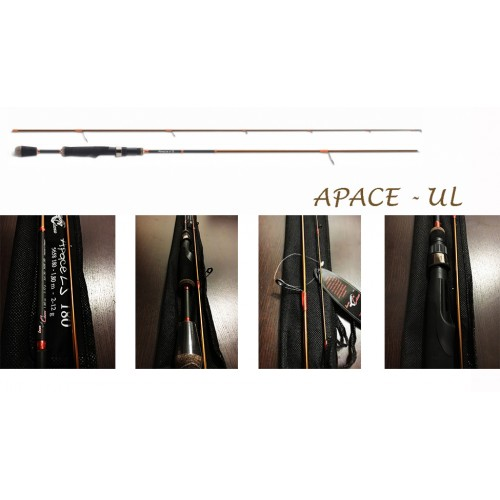 IRON CLAW Apace LS 1 80m Spin 2-12gr