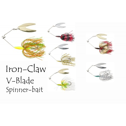 IC Doiyo V-Blade Spinnerbait